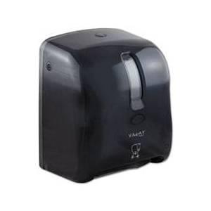 "Morcon Paper Valay Hardwound Towel Dispenser, 11.75"" x 14"" x 8.5"", Black"
