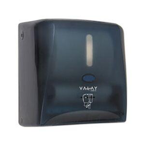 Morcon Paper Valay Hardwound Towel Dispenser, 13 1/4 x 14 1/4 x 9, Black
