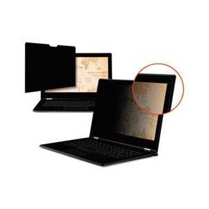 """3M Touch Compatible Privacy Filter for 14"""" Widescreen LCD, 16:9"""