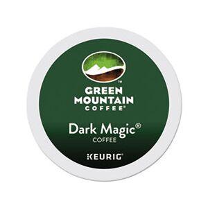 Green Mountain Coffee Dark Magic Extra Bold Coffee K-Cups, 24/Box
