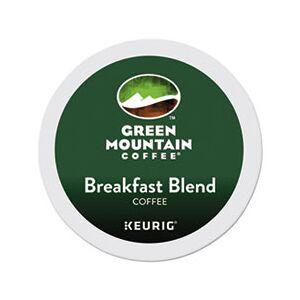 Green Mountain Coffee Breakfast Blend Coffee K-Cups, 96/Carton