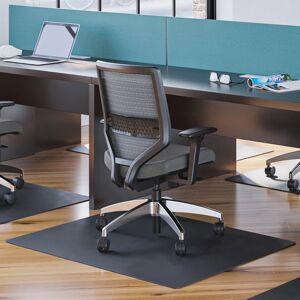 Deflect-o deflecto Classic Black Hard Floor Chairmat