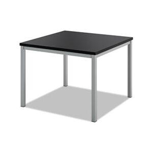 basyx Occasional Corner Table, 24w x 24d, Black