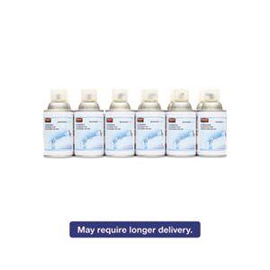Rubbermaid Commercial Standard Aerosol Refill, Linen Fresh, 6oz, 12/Carton