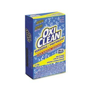 OxiClean Versatile Stain Remover Vend-Box, 1-Load, 1oz Box, 156/Carton