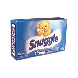 Snuggle Liquid HE Fabric Softener, Original, 1 Load Vend-Box, 100/Carton