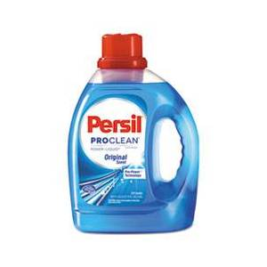 Persil Power-Liquid Laundry Detergent, Original Scent, 100 oz Bottle, 4/Carton