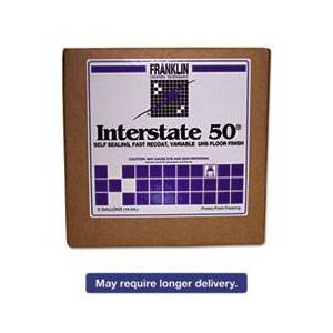 Franklin Cleaning Technology Interstate 50 Floor Finish, 5gal Cube