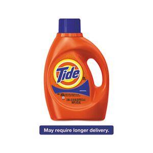 Tide Ultra Liquid Laundry Detergent, Original Fresh Scent, 100 oz Bottle