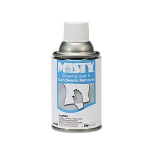 MISTY Gum Remover II, 6oz Aerosol, 12/Carton