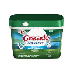 Cascade ActionPacs, Fresh Scent, 22.5 oz Tub, 43/Tub