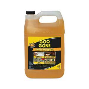 Goo Gone Pro-Power Cleaner, Citrus Scent, 1 gal Bottle, 4/Carton