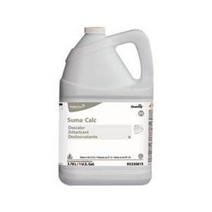 Diversey Suma Calc Descaler, Liquid, 1 gal, 4/Carton