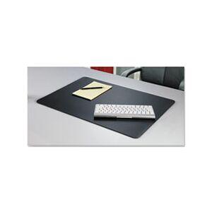 Artistic Rhinolin II Desk Pad with Microban, 17 x 12, Black