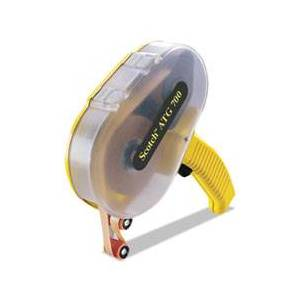 Scotch Adhesive Transfer Tape Applicator, Clear Cover