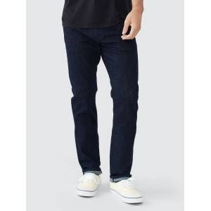 7 For All Mankind Slimmy Straight Leg Jeans - Deep Well (Blue)