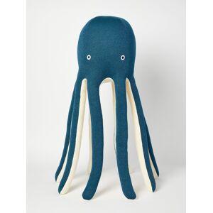 Meri Meri Organic Cotton Cosmo Octopus Toy - Navy Cream (Blue)