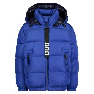 add kids  Down Jacket  for boys, blue,  4 years (104 cm)