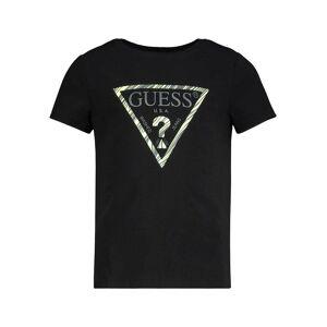 Guess kids t-shirt for girls, black,  10 years (140 cm)