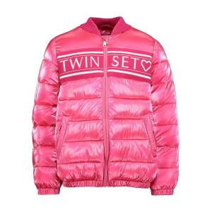Twin-Set kids jacket for girls, pink,  10 years (140 cm)