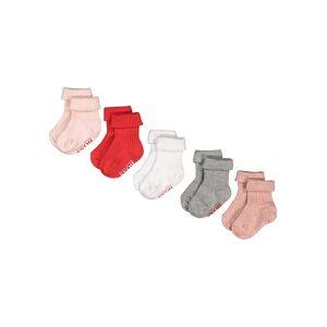 Boss kids socks for girls, white, 17-18