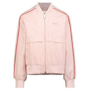 Boss kids jacket for girls, rose,  4 years (102 cm)