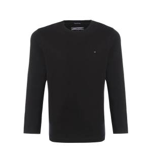 Tommy Hilfiger  kids long-sleeve for boys, black,  10 years (140 cm)