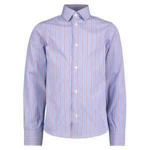 Dal Lago  kids shirt PERTH for boys, blue,  8 years (128 cm)