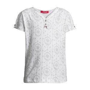Hanssop kids pyjama for girls, white,  10 years (140 cm)