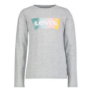 Levi's kids long-sleeve for girls, grey,  10 years (140 cm)
