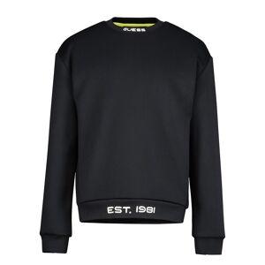 Guess kids Sweatshirt for boys, black,  10 years (140 cm)