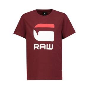 G-Star RAW  kids t-shirt for boys, red,  10 years (140 cm)
