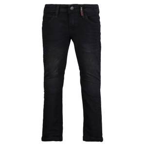 RETOUR kids jeans TOBIAS for boys, black,  10 years (140 cm)