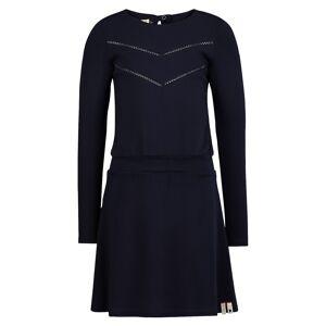 LOOXS Revolution  kids dress for girls, blue,  10 years (140 cm)