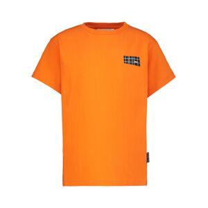 Molo kids t-shirt Rasmus for boys, orange,  10 years (140 cm)