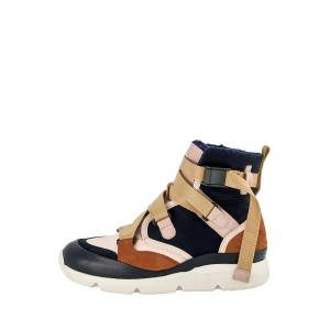 Chloé kids boots for girls, black, 32