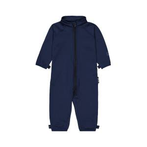 Reima kids overall for for boys and for girls, blue,  1 year (80 cm)