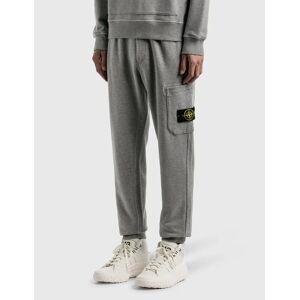 Stone Island Slim Fit Sweatpants  - Grey - Size: Extra Large