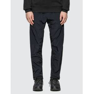 CP Company Nylon Pants  - Black - Size: IT 48