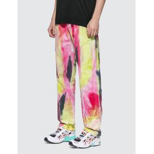 Liam Hodges Spray Dyed 2600 Work Trouser  - Multicolor - Size: Extra Large