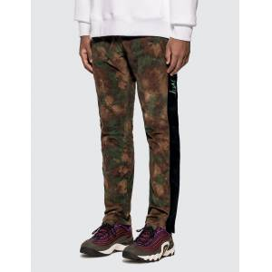 Just Don Camo Corduroy Tearaway Pants  - Camo - Size: Large