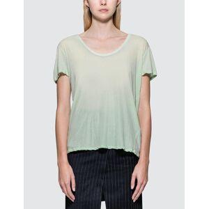 Pro-Ject Unravel Project Potassium Jersey Basic T-Shirt  - White - Size: Small
