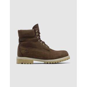 "Timberland 6"" Premium Boot  - Brown - Size: US 9.5"