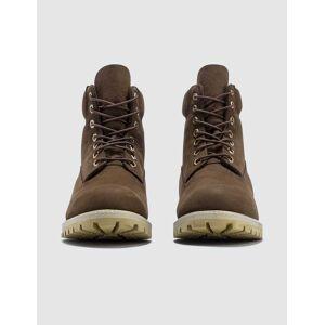 "Timberland 6"" Premium Boot  - Brown - Size: US 12"
