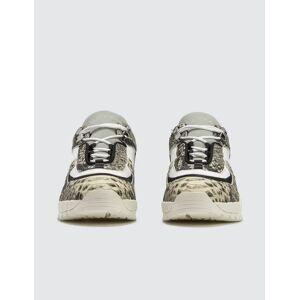 1017 ALYX 9SM Low Hiking Boot  - White - Size: EU 40