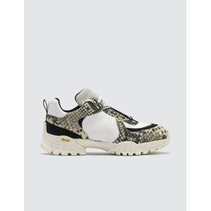 1017 ALYX 9SM Low Hiking Boot  - White - Size: EU 36