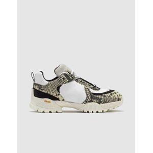 1017 ALYX 9SM Low Hiking Boot  - White - Size: EU 38