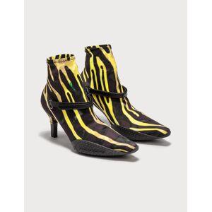 Marine Serre Jersey Sock Boots  - Black - Size: EU 35