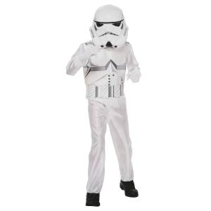 Rubies Costume Co Star Wars Storm Trooper Adult Costume - One Size - White