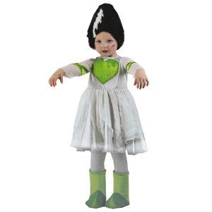 Princess Paradise Frankies Bride Premium Toddler Costume - XS - Grey